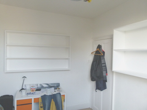 Putney-SW15-Earlsfield-SW18 Fitted bookcases